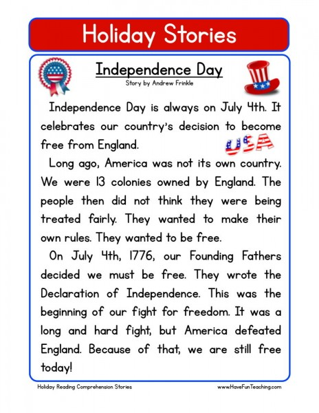 Free Holiday Reading  prehension Independence Day X likewise Wellness Wheel Personal Health Inventory besides Farm Word Cards as well Jingle Bells Lyrics besides Blast Off Activity Page Parents Scholastic. on horse worksheets for first grade