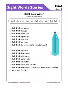 Drink Your Water